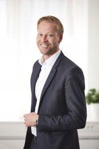 Johan Frodell, VD